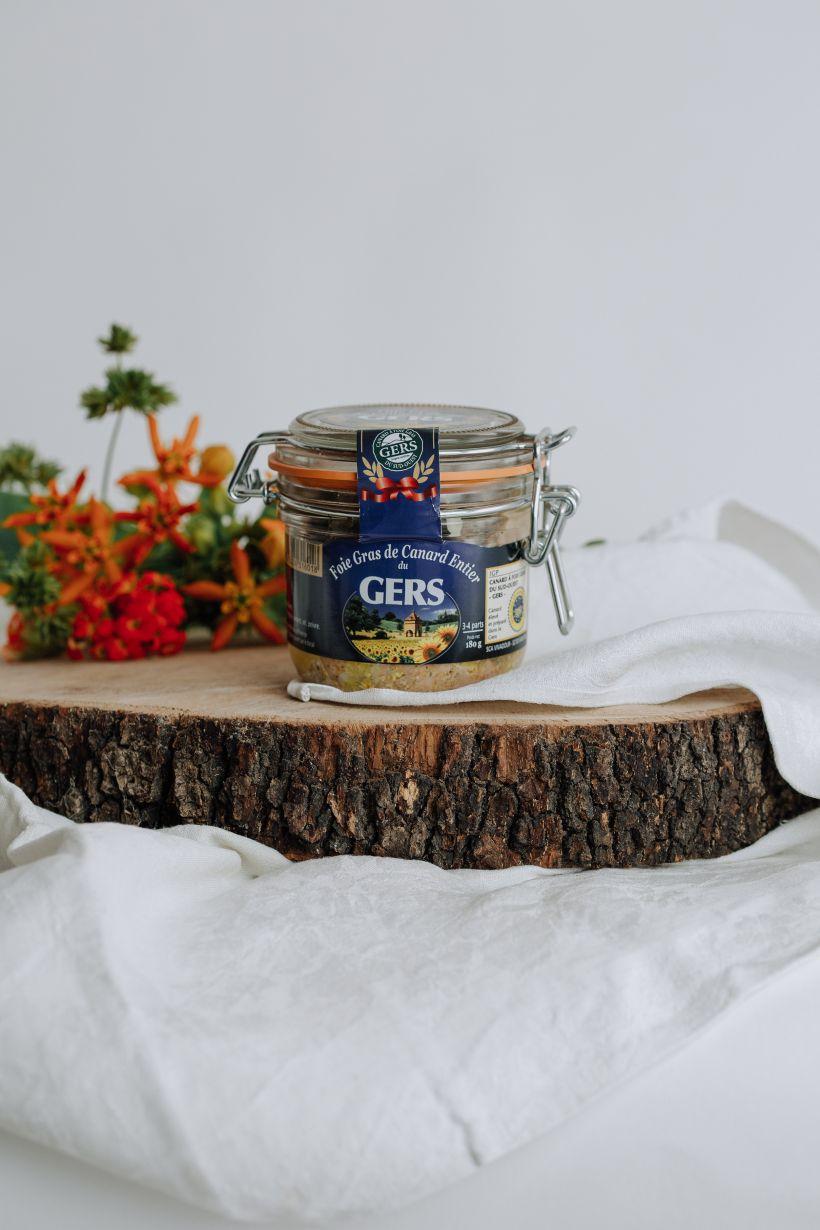 Foie gras de canard entier cuit - Comment cuisiner le canard entier ...