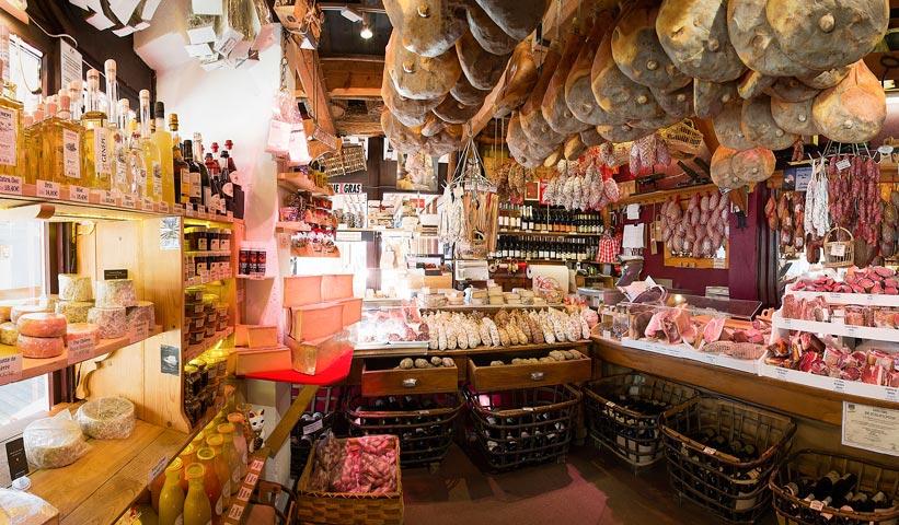 La Belle en Cuisse charcuteries et fromages à Val Thorens